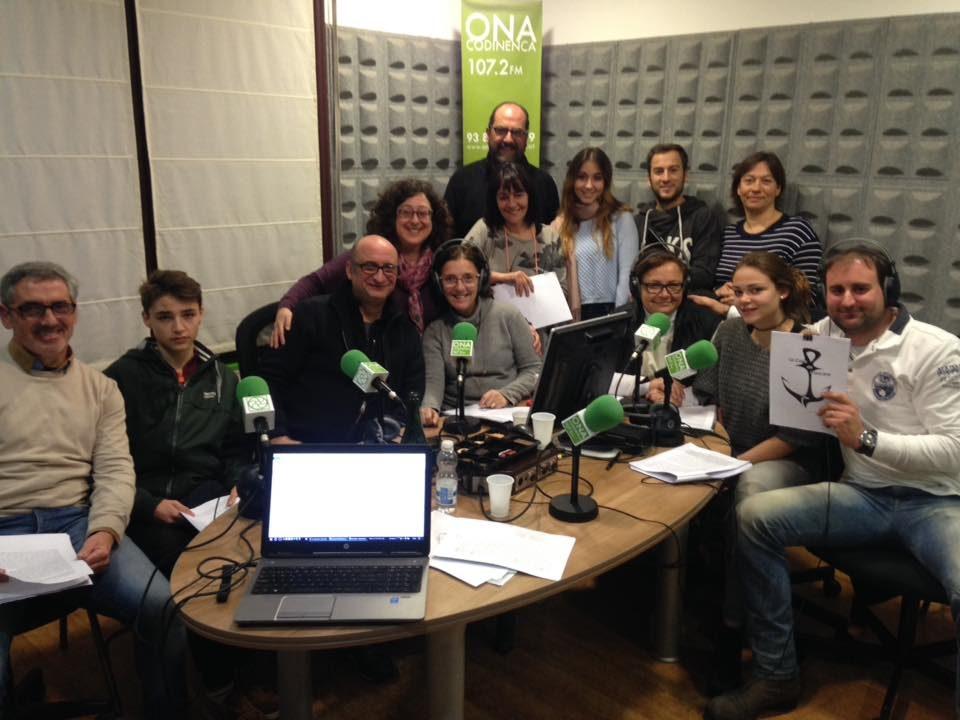 L'equip de la segona radionovel·la d'Ona Codinenca